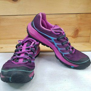 Merrell All Out Rush Women's Size 8.5 Purple